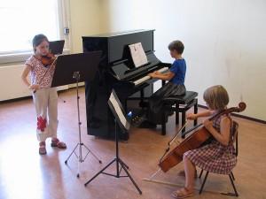 klein piano trio